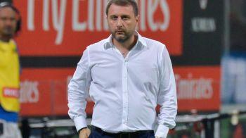 """""""Cand am venit aici mi s-a spus sa nu port rosu!"""" Ce stie Mangia despre rivalitatea cu Dinamo, meciul etapei se joaca sambata seara"""