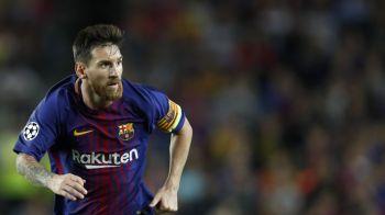 """Anuntul facut de presedintele Barcelonei despre contractul lui Messi: """"Vom face poza cu semnatura!"""""""