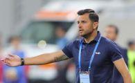 """""""Meciul cu CFR nu e VITAL pentru titlu! Vrem un rezultat pozitiv!"""" Dica, despre duelul cu Petrescu pentru locul 1"""