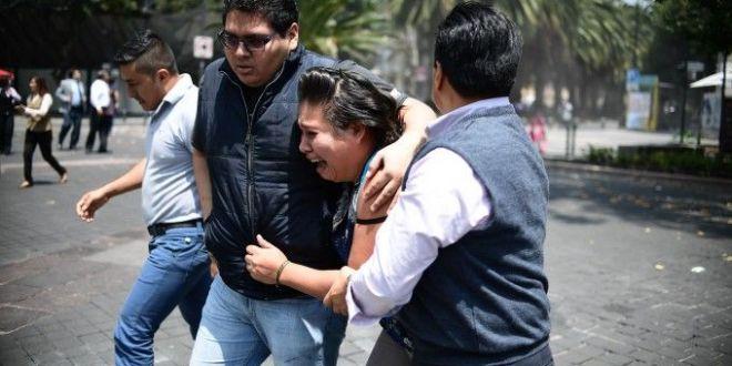Un nou cutremur devastator! Mii de oameni au iesit in strada