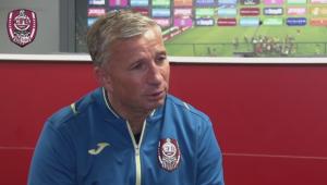 INTERVIU | Petrescu, inainte de CFR - FCSB: