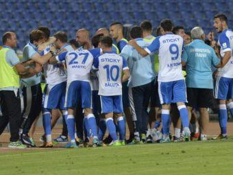 Craiova trece peste Astra si Steaua dupa un meci nebun cu Sepsi, scor 3-2! Gazdele au revenit de doua ori, Bancu a adus victoria!