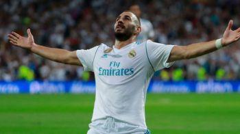 Inca un fotbalist de un miliard! Real Madrid i-a prelungit contractul lui Benzema si i-a fixat clauza colosala