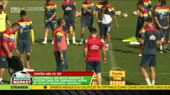 Steaua are atacul, Craiova si Dinamo cate 2 jucatori, Viitorul 0! Cum arata primul 11 al pustilor din Liga 1