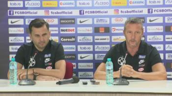 """Mihai Stoica nu a mai rezistat dupa 1-1 la Cluj: """"Raman siderat cand il aud pe Petrescu! In Europa primim penalty, in Romania nu"""""""