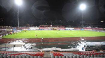 LPF a reprogramat meciul Dinamo - Concordia. Cand se va juca partida amanata din cauza furtunii care n-a venit