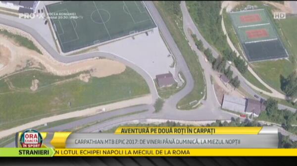 SHOW TOTAL in muntii Romaniei! Ciclisti din 10 tari sunt gata pentru o competitie UNICA