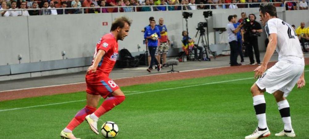 Veste uriasa pentru stelisti! Teixeira si-a revenit si e in lot pentru meciul cu Dinamo