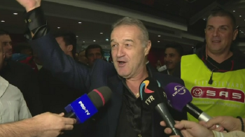 "VIDEO EPIC! Becali, ""Pavarotti"" dupa victoria cu Dinamo: ""Emotia te face sa canti TRAVIATA, de VERDI!"" :) Chiar si bodyguarzii au inceput sa rada"