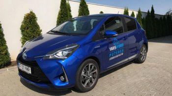 Costuri minuscule, impozit microscopic si pret special! Cum functioneaza Toyota Yaris, cel mai mic hibrid. VIDEO