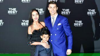 Cristiano Ronaldo se insoara! Cand a stabilit data nuntii cu Georgina, cea cu care va avea o fetita