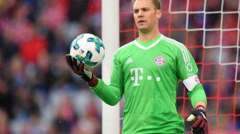 Bayern l-a scos pe Neuer de pe lista UEFA si a bagat un portar RETRAS. Cine poate apara in UCL