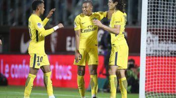 """""""Te crezi Messi?!"""" Conflictul dintre Cavani si Neymar a inceput imediat dupa transferul brazilianului la PSG! Ce s-a intamplat"""