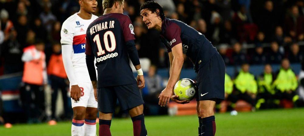 Imaginea care demonstreaza RUPTURA de la PSG! La ce s-a ajuns dupa scandalul dintre Cavani si Neymar. FOTO