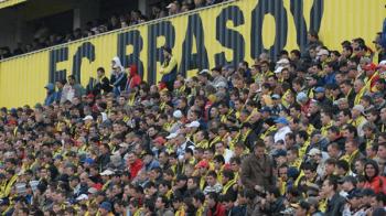 OFICIAL | FC Brasov e istorie: clubul a intrat astazi in procedura de faliment, dupa mai bine de 80 de ani de existenta
