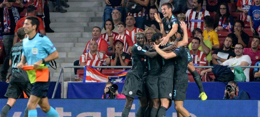 """""""Cel mai tare atacant pe care l-am vazut.. si nu ma refer la Diego!"""" :)) Batshuay l-a luat la misto pe Diego Costa dupa golul din minutul 94 cu Atletico"""