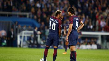 """Neymar rupe tacerea dupa cearta cu Cavani: """"S-a decis cine bate urmatorul penalty!"""" Ce a spus brazilianul"""