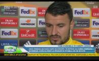 """""""La pauza, nici eu nu mai credeam ca putem reveni!"""" Cum explica Budescu prestatia slaba a Stelei din prima repriza"""
