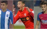 Tineri si nelinistiti! Fantastica echipa U21 care se poate bate la titlu in Liga 1