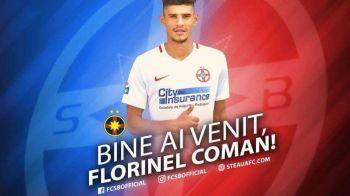 """Panica la Steaua dupa accidentarea stupida a lui """"Mbappe"""" Coman! Ce a patit stelistul dupa ce a batut o lovitura libera"""