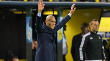 Zidane a intrat definitiv in istoria fotbalului din Spania! A batut un record incredibil detinut de Guardiola! Mourinho e abia pe 5 in top