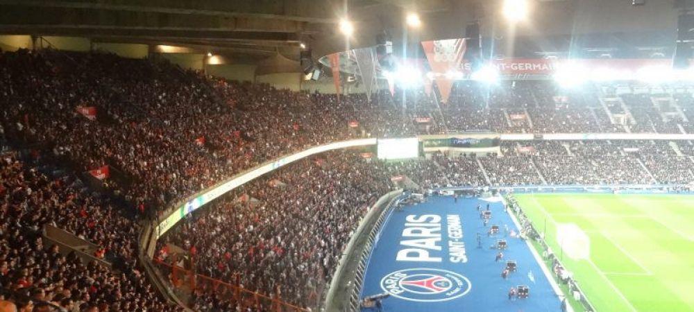 Dezvaluire incredibila: BOMBA gasita pe stadionul lui PSG la meciul de sambata, politia franceza a retinut mai multi suspecti