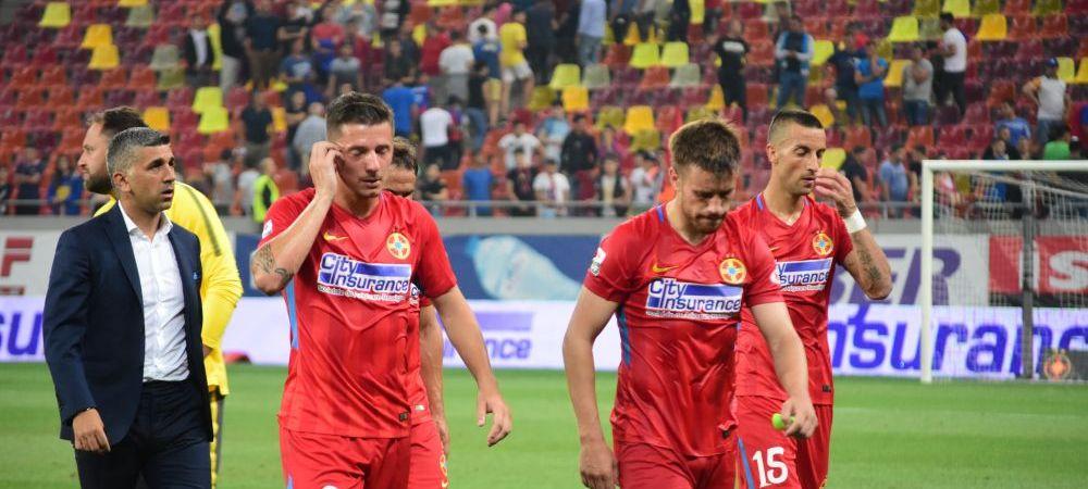 Emotii pentru veterani! Invazia tinerilor ii poate lasa pe bara. 3 jucatori +30 de ani pot pleca de la Steaua