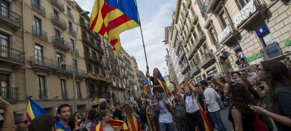 Lovitura pentru catalani data de Curtea Constitutionala din Spania! Decizia luata astazi
