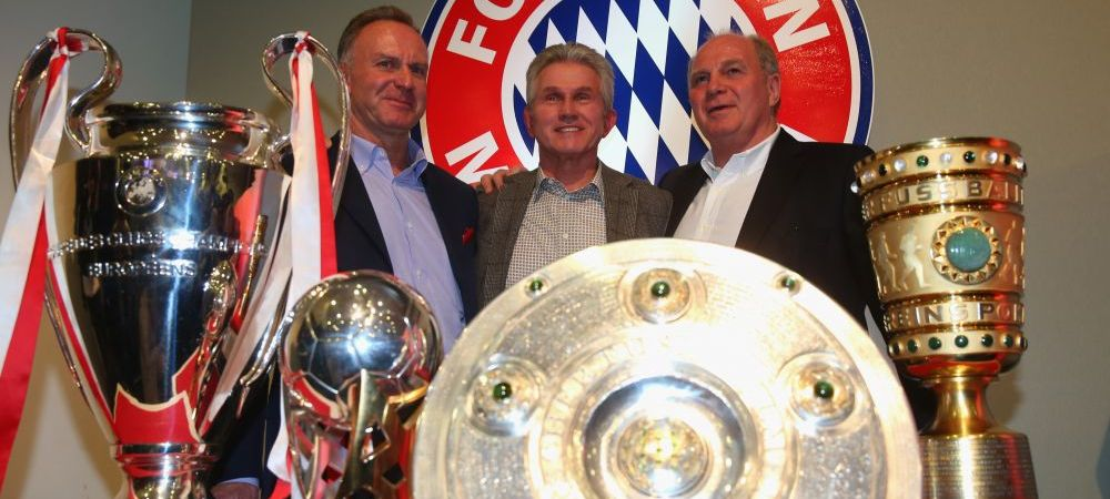"Heynckes a confirmat ca a fost chemat inapoi la Bayern: ""Vor sa preiau echipa pana in vara viitoare!"""