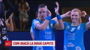 """""""Este un dream team aici!"""" CSM Bucuresti vrea 2 trofee europene in acest sezon!"""
