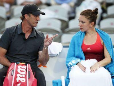 """Darren mi-a zis in fata: Servesti de rahat!"" Simona Halep face dezvaluiri despre relansarea fenomenala de dupa US Open"