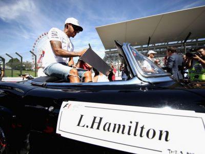 Lewis Hamilton a castigat Marele Premiu al Japoniei! Vettel a abandonat! Clasamentul final