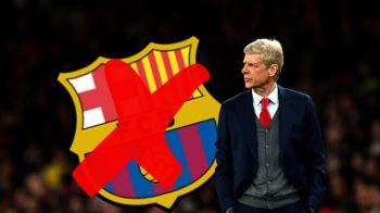 Reactia lui Arsene Wenger cand a auzit ca Barcelona s-ar putea muta in Premier League. Francezul nu ii are la suflet pe catalani :)