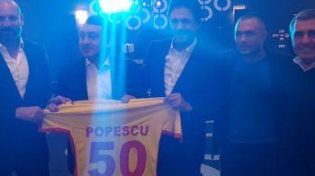 Cadoul superb al Generatiei de Aur pentru Popescu la 50 de ani! Ce i-au oferit