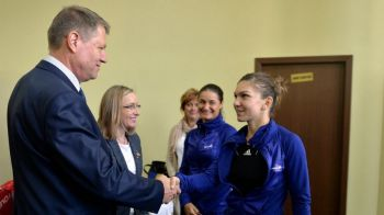 Simona Halep, felicitata de Klaus Iohannis! Ce mesaj i-a transmis presedintele