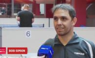 Un bronz cat toate medaliile! Bobi Simion a cucerit locul 3 la Europenele de tenis de masa pentru persoane cu dizabilitati