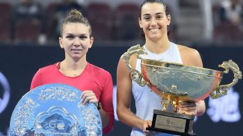 Caroline Garcia, ultima jucatoare calificata la Turneul Campioanelor! Cu cine se bate Simona pentru trofeu