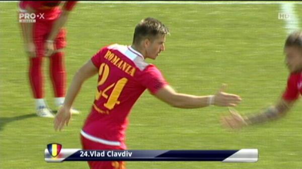 Gol 1 Romania