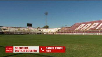 Pancu si Niculae sunt GATA pentru derby! Se anunta NEBUNIE in Giulesti
