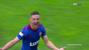Meci de COSMAR pentru Sumudica! A fost invins de echipa romanilor din Turcia, gol Torje, Papp eliminat! VIDEO