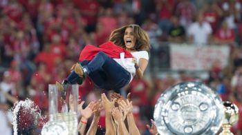 Steaua se lupta pentru primavara cu o femeie! Patroana lui Beer Sheva a lucrat in Sillicon Valley