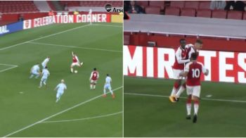 GOOOL Dragomir! Pustiul roman de la Arsenal a dat gol in Premier League 2, in victoria cu Sunderland U23. VIDEO