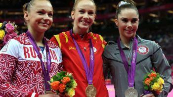 "O noua marturie socheaza sportul. McKayla Maroney, medaliata olimpica: ""Am fost molestata 7 ani de doctorul echipei. Spunea ca e tratament"""