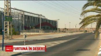 Steaua merge in IADUL din desert! Cum arata stadionul lui Hapoel Beer Sheva