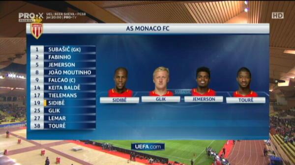 Monaco 1-2 Besiktas. REZUMAT