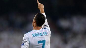 """TRANSFER GALACTIC pregatit de Real in vara viitoare: Perez i-a cerut """"OK-ul"""" lui Ronaldo, portughezul a dat unda verde"""