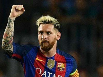 GOLEO Messi! Argentinianul a ajuns la 100 de reusite in Europa si e doar al doilea fotbalist din istorie care reuseste asta. INFOGRAFIC