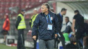 """""""Doar in China aveam stadioanele pline"""" Petrescu acuza din nou lipsa de sustinere si ii cearta pe fani"""