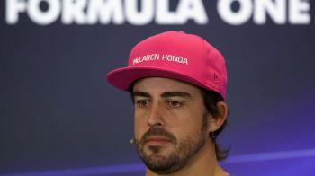 """INIMA MI-A SPUS SA RAMAN!"". Alonso o noua intelegere cu McLaren pana in 2018"