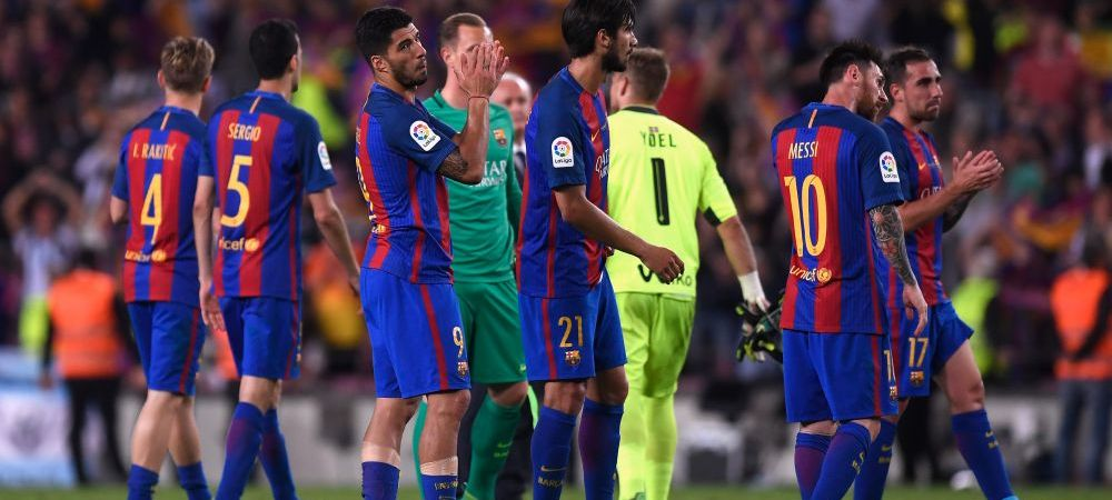 Scandal dupa Barca - Olympiakos: catalanii dau vina pe UEFA! Ce s-a intamplat inaintea meciului